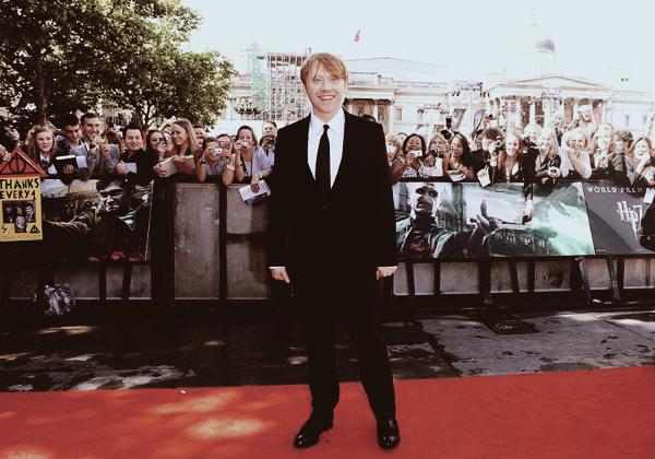 ♥  Joyeux anniversaire � Rupert qui f�te ce 24 ao�t ses 24 ans !  ♥