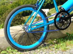 "Fixie 20"" de la marque Tricksie version limit�"