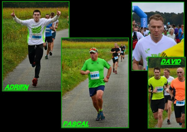 10 Km de Fleurines 2014 ...�pisode 3