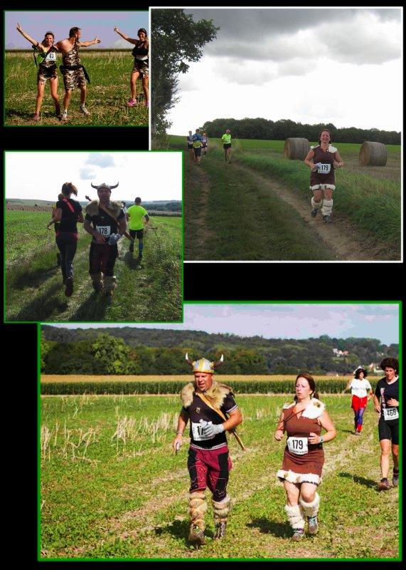 La Cro-Magnon 2014 … la course poursuite ...