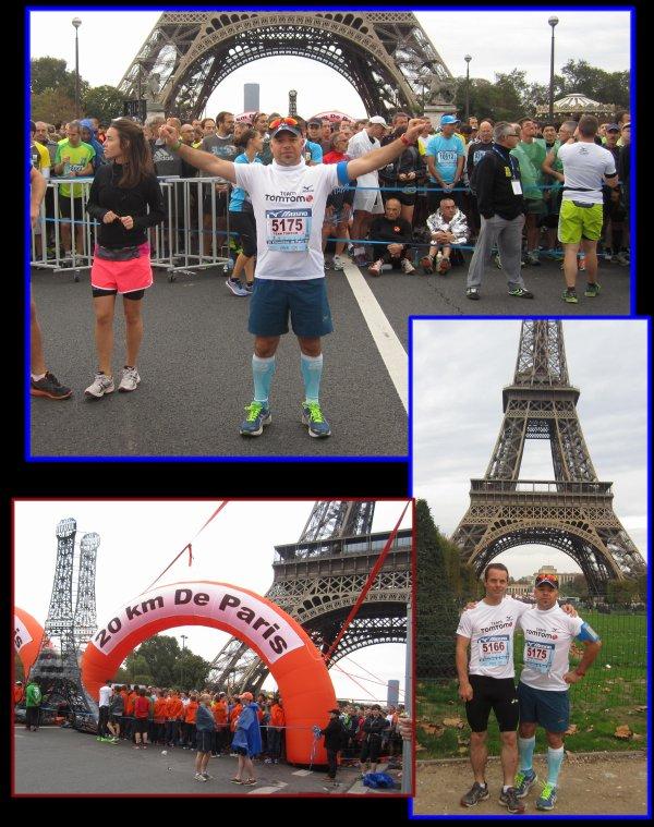 20 km de Paris 2014 ... �pisode 1