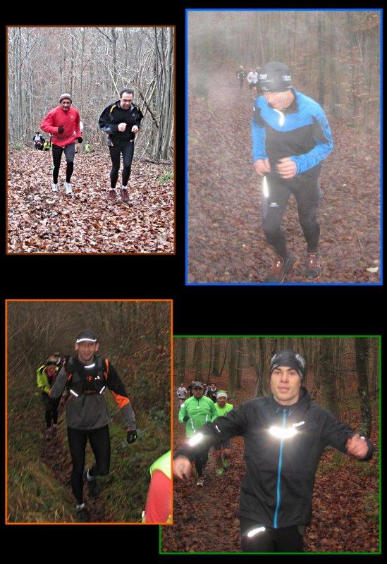Footing version Trail, le premier jour de l'hiver 2014