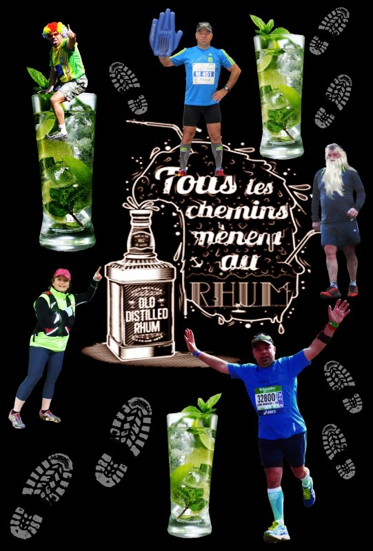 Footing Gallo-romain � Verneuil !