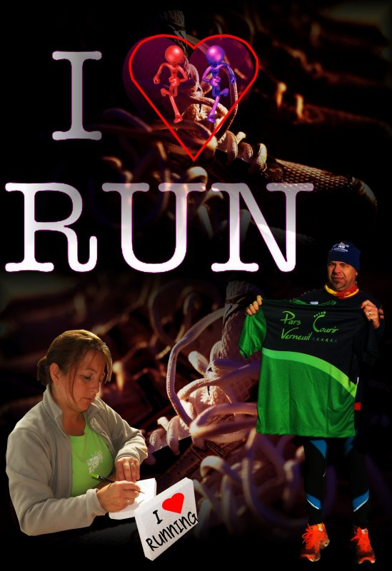 Footing Pars Courir Verneuil : 15 f�vrier 2015