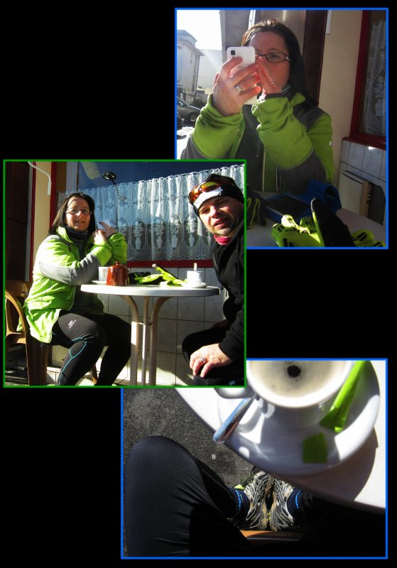 Week-end Normand f�vrier 2015… version Ball ...Version Bike