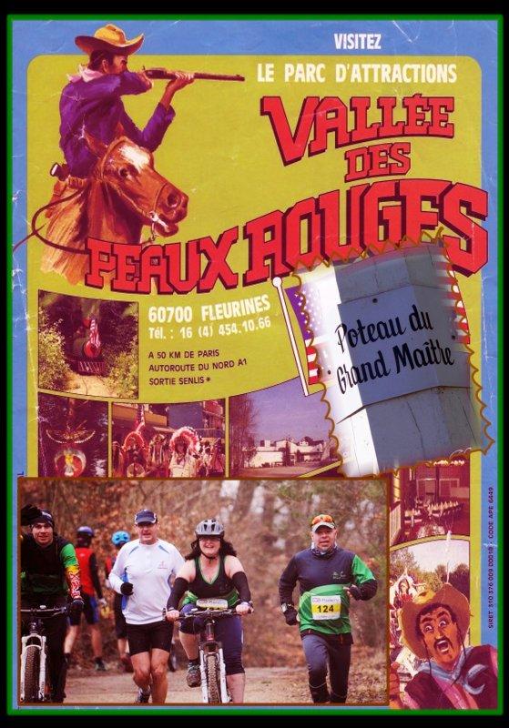 Run and Bike : Feurines 2015
