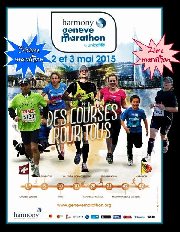 Marathon de Gen�ve ... �pisode 1 ....