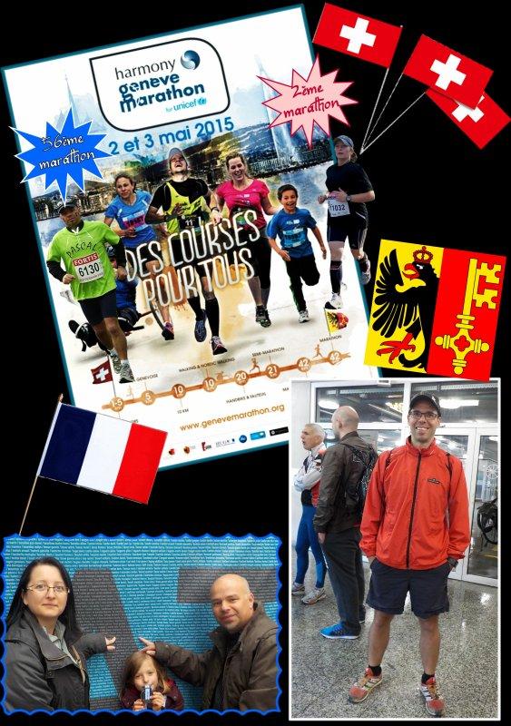 Marathon de Gen�ve ... �pisode 3 ....