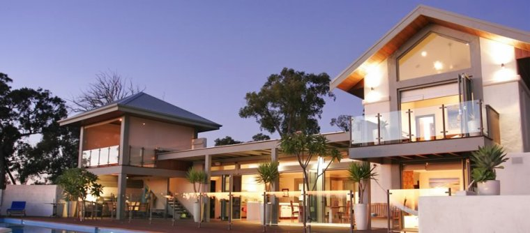 Design build homes brisbane for Luxury home designs brisbane