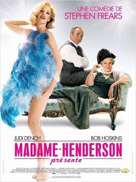 Madame Henderson pr�sente