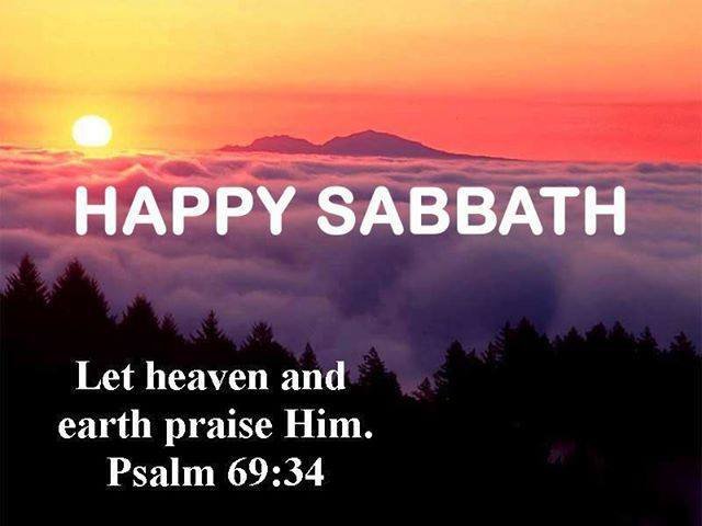 Happy Sabbath Inspirational Quotes – Quotes of the Day