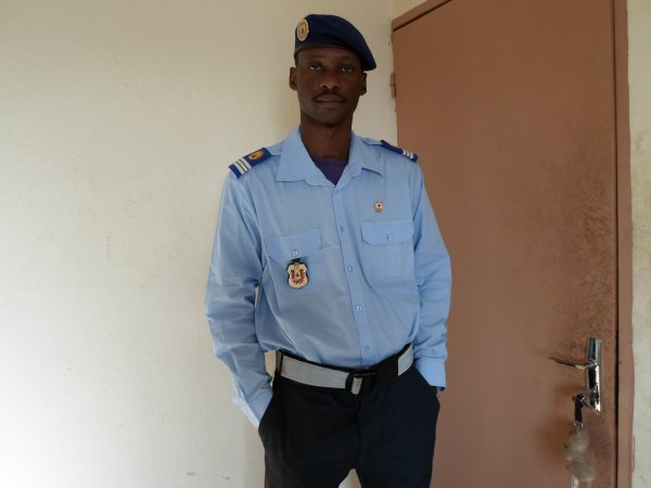Capitaine Ousmane SAMAKE