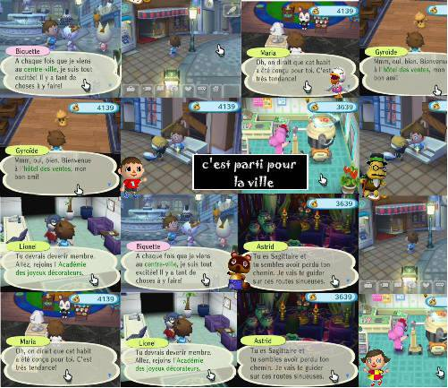 Blog de a n lets go to the city blog de animal crossing for Extension maison animal crossing wild world