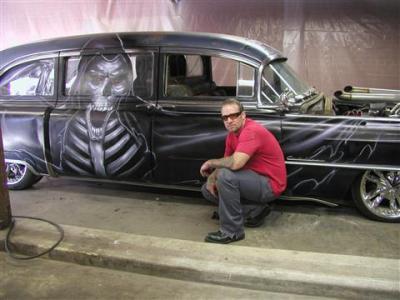 Monster garage jesse james west coast chopper - Jesse james monster garage ...