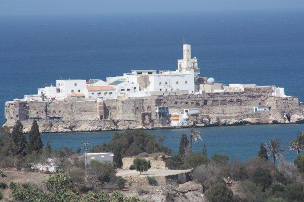 ASCM. la sortie vers La mer M�diterran�e ...Fes + Tissa + Taounate + Jbel Bouadel + Issaguen + ktama + El jebha & El Houceima. +de 300 km du 30 juillet � 3 Aout 2014.