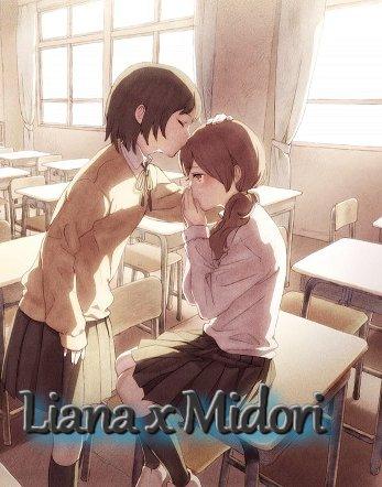 Midori x Liana Alias Mai Waifu  ♥