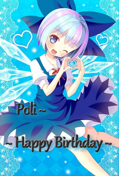 Happy Birthday Ma Poli ♥