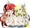 Crystal & Akira ♥
