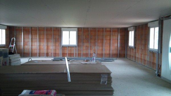 Dalle faux plafond 30x30 for Prix m2 cloison placo