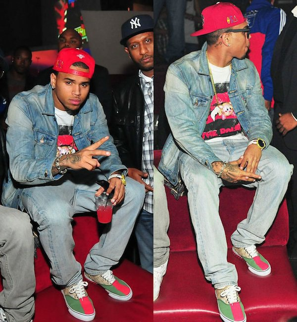 Chris Brown Vous En Pensez Quoi Swag Style Too French