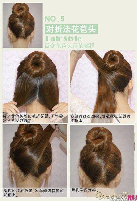 Tutoriel Chignon Swag Style Too French