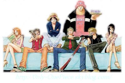 One Piece saison 5 en français
