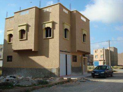 Notre maison tiznit blog de riadjanoub - Description d une maison marocaine ...