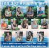 #R�sultats : Top des aventuriers - Semaine 3