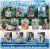 #R�sultats : Top des aventuriers - Semaine 4
