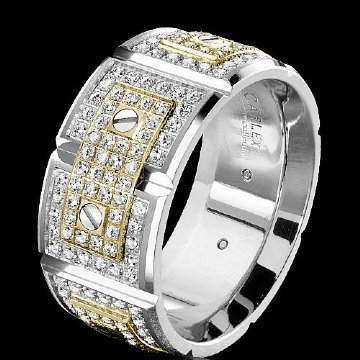Men 39 S High End Wedding Rings