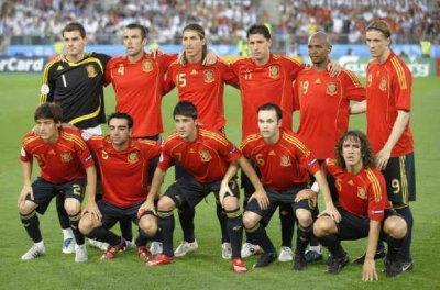Equipe de foot d 39 espagne blog de miiespagne - Logo equipe de foot espagne ...