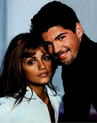 Monica Cruz couple