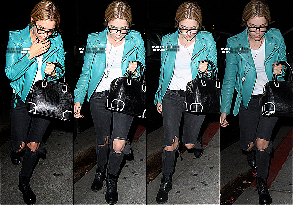 . Le 14 mai, Ashley avait �t� vue au � Nylon Magazine Young Hollywood Issue Party � � Los Angeles.    .