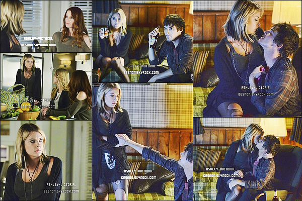 "•• D�couvrez les stills et la promo de l'�pisode 5x08 de Pretty Little Liars : "" Scream for Me"" !"