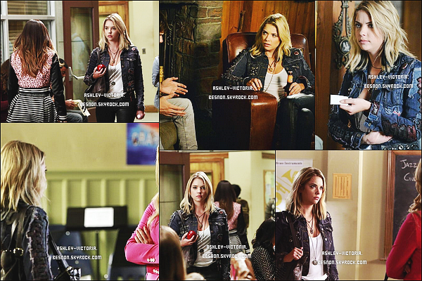 "•• D�couvrez les stills de l'�pisode 5x08 de Pretty Little Liars : "" March Of Crimes"" !"