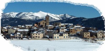 LES ANGLES : station de ski fleuron des Pyr�n�es Catalanes.