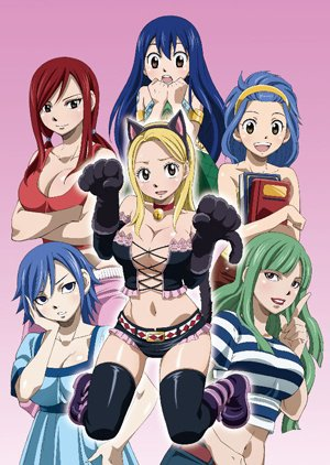 fairy tail le film enfin disponible!!!