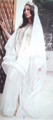 Robe chaoui blanc blog de negafa algerienne for Vente robe chaoui