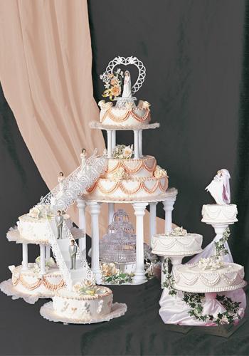 Gâteau Mariage - Mon Mariage