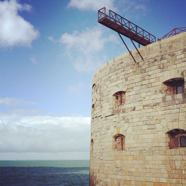 Tal � l'enregistrement de fort boyard