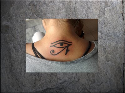 Oeil d 39 horus blog de lapin - Tatouage oeil signification ...