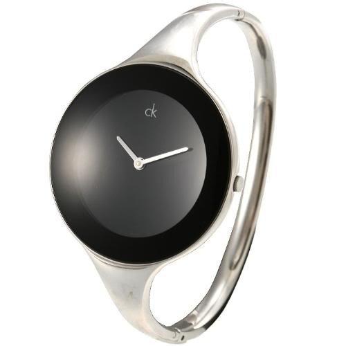calvin klein k2824130 analogique montre femme bracelet en metal couleur argent en promo. Black Bedroom Furniture Sets. Home Design Ideas