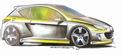 Dessin voiture tuning 5 blog de letuningpro - Dessin voiture profil ...