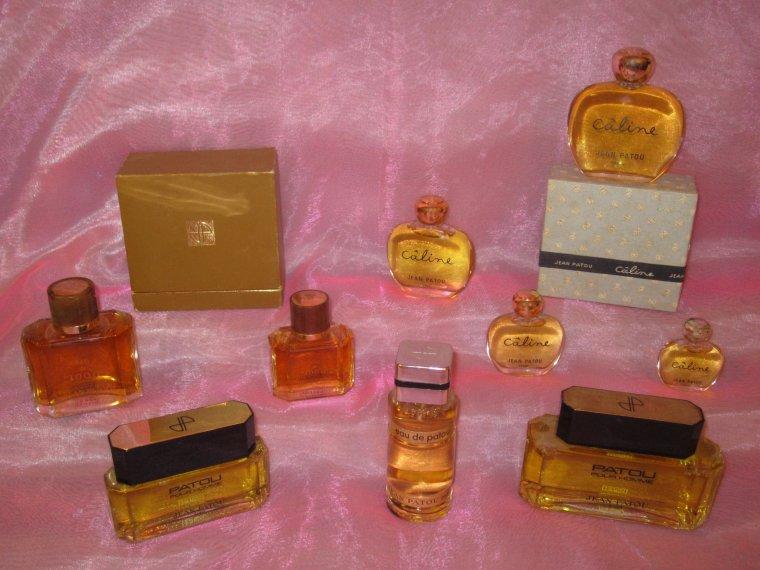 Patou Jean - diverses fragrances