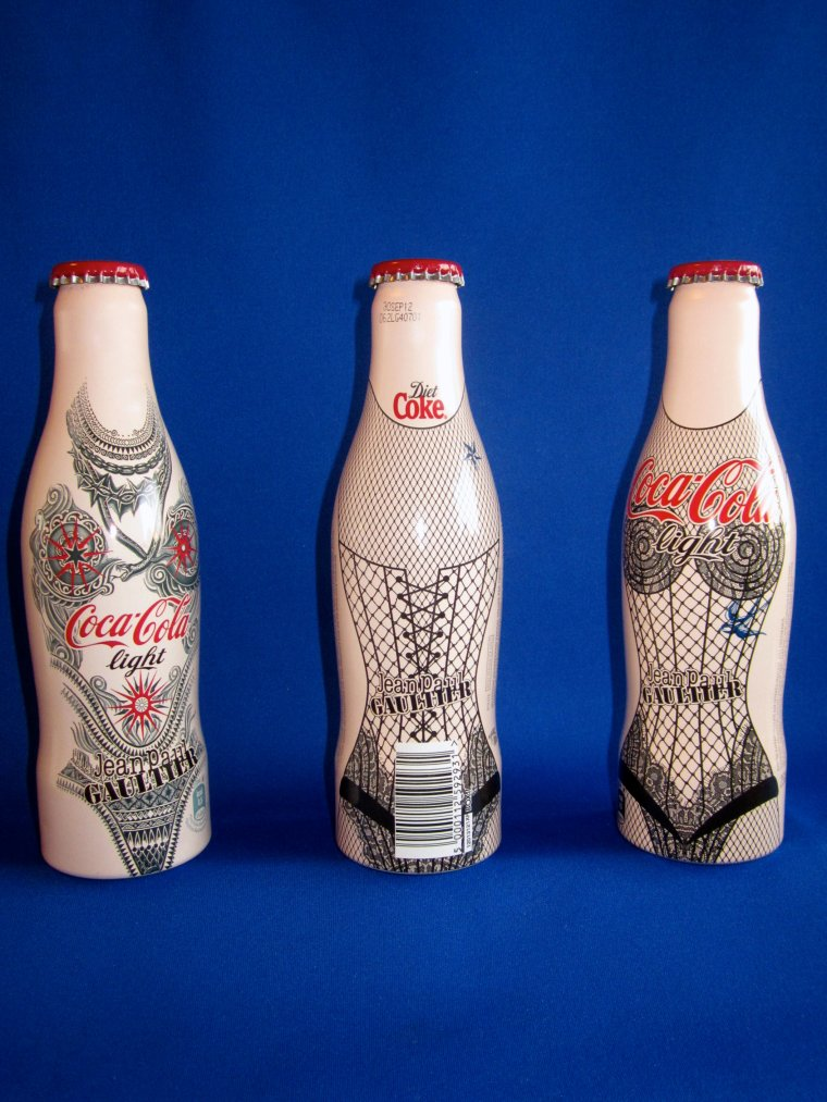 ♥ COCA-COLA COLLECTION - Jean Paul Gaultier ♥
