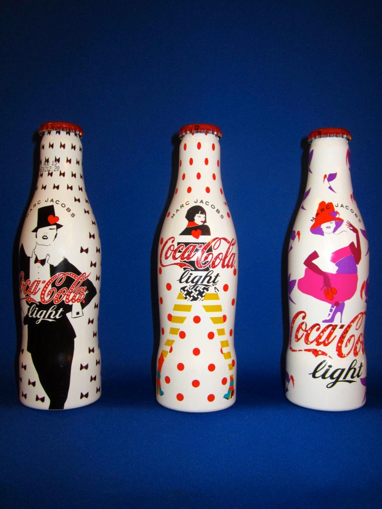 ♥ COCA-COLA COLLECTION - - Marc Jacobs ♥