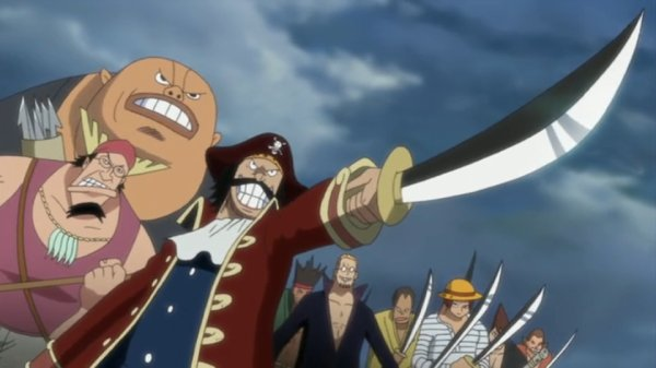 rencontre entre luffy shanks Bourges