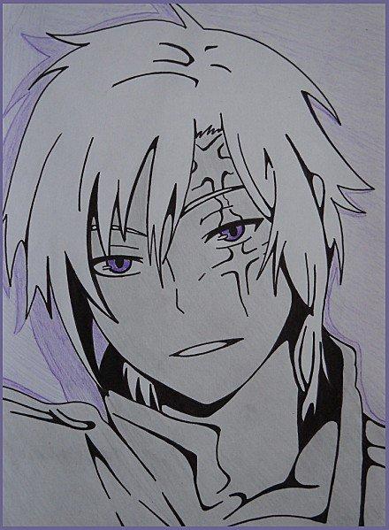 comment dessiner d gray man