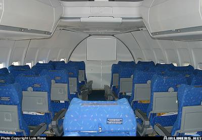 int rieur pleins d 39 avions et surtout des 747 de corsairfly