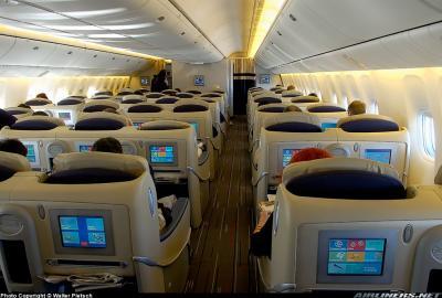777 300 air france pleins d 39 avions et surtout des 747 de for Interieur 777 air france